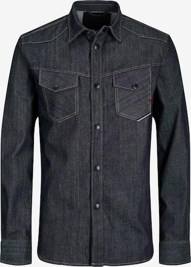 JACK & JONES Jeans Overshirt in blue denim, Produktansicht