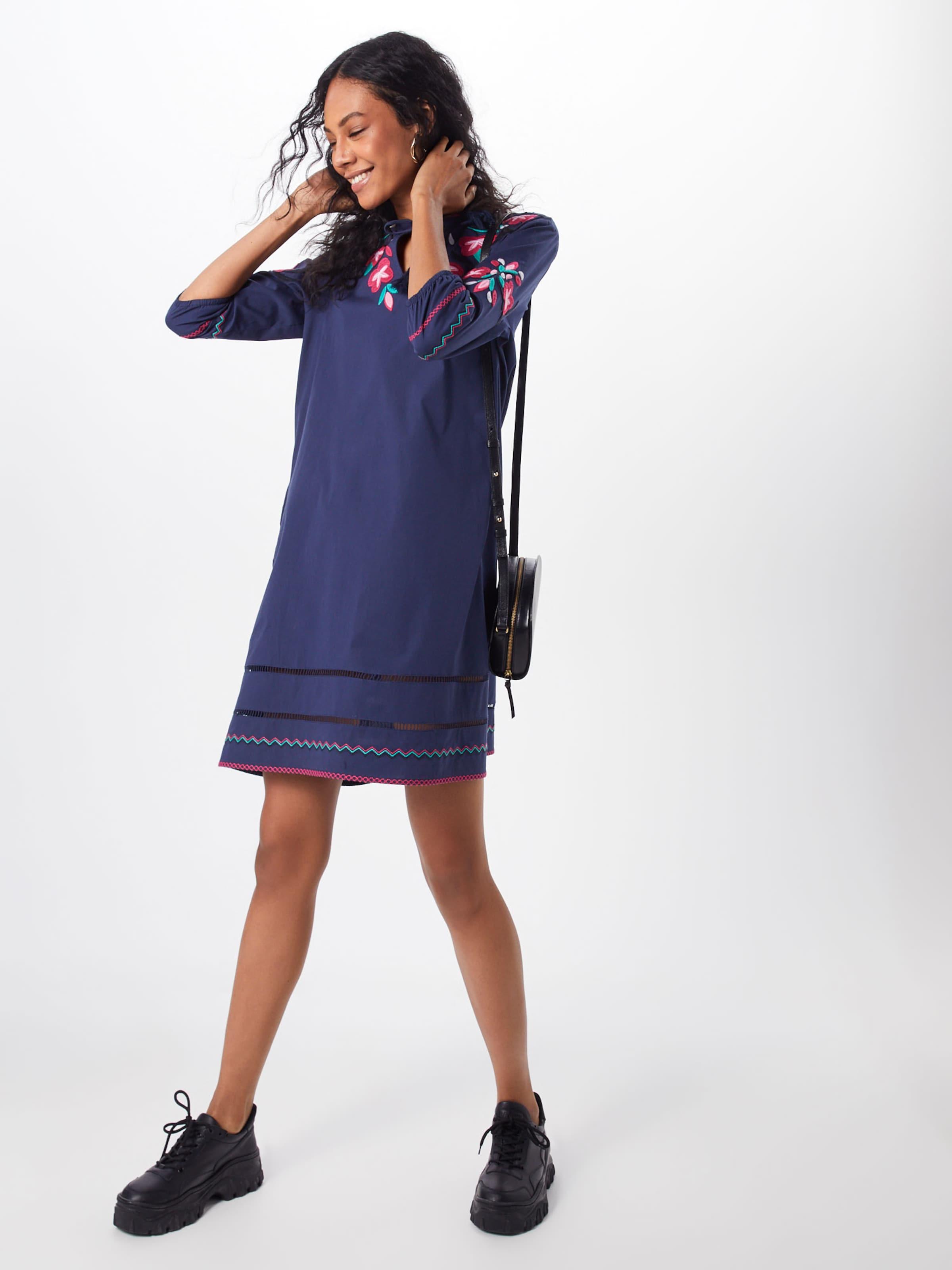Kleid 'rachill' In Lieblingsstück DunkelblauMischfarben 'rachill' Lieblingsstück Kleid In 0Nn8vmw