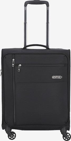 Epic Nano 4-Rollen Kabinentrolley 55 cm in schwarz, Produktansicht
