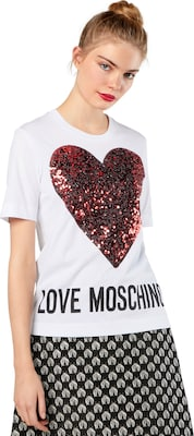 Love Moschino T- Shirt 'MAGLIETTA'