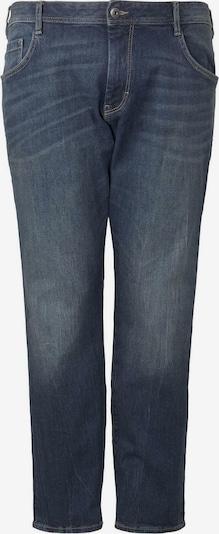 TOM TAILOR Men Plus Jeans in dunkelblau, Produktansicht