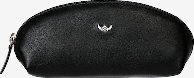GOLDEN HEAD Schlüsseletui 'Polo' in schwarz, Produktansicht