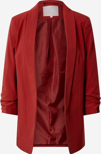 PIECES Blazer in rot, Produktansicht