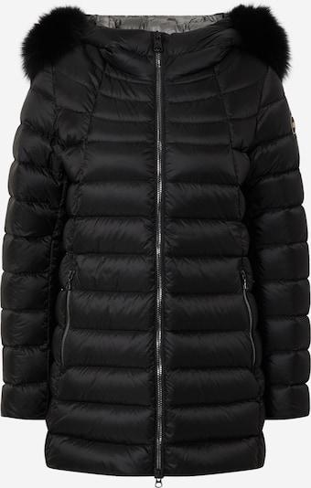 Colmar Manteau d'hiver en noir, Vue avec produit