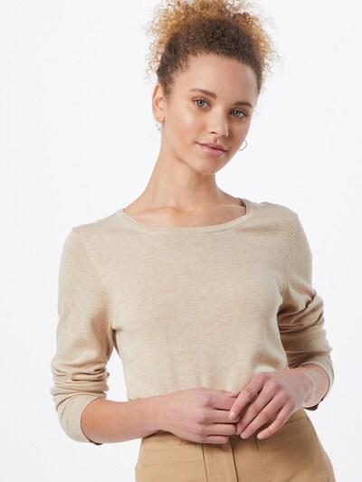 ESPRIT Pullover  'NOOS OCS Swtr' in beige, Modelansicht