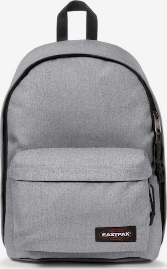 EASTPAK Backpack 'Out Of Office' in Light grey / Black, Item view