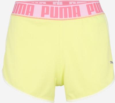 PUMA Sporthose in neongelb / neonpink, Produktansicht