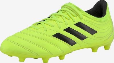 ADIDAS PERFORMANCE Fußballschuh 'Copa 19.3 FG' in neongelb / schwarz, Produktansicht