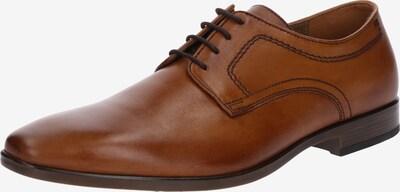 Pier One Обувки с връзки '7165' в кафяво, Преглед на продукта