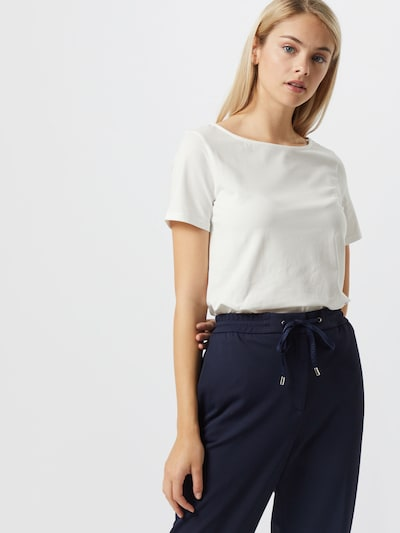 Weekend Max Mara Koszulka 'MULTIC' w kolorze białym, Podgląd na modelu(-ce)
