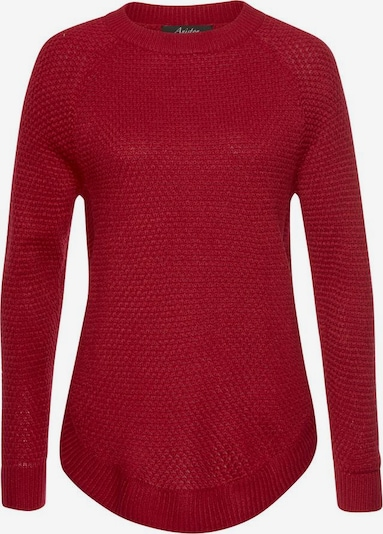 Aniston CASUAL Pullover in rot, Produktansicht