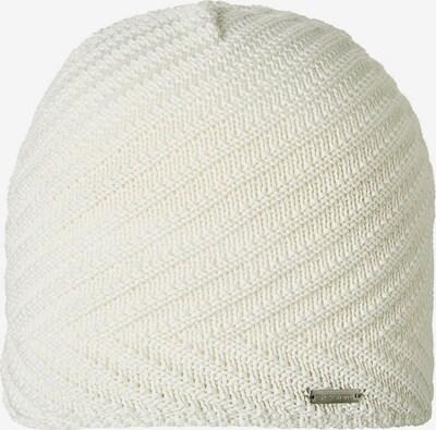 STÖHR Mütze in creme, Produktansicht