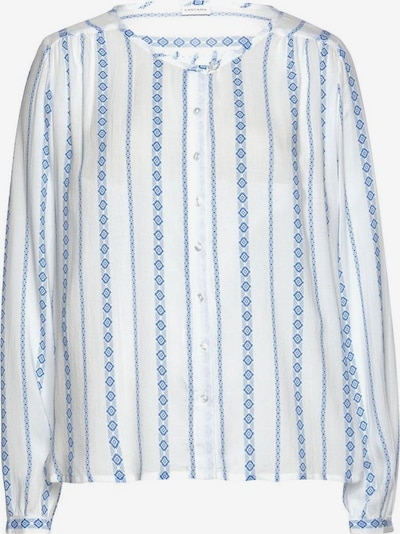 BUFFALO Strandbluse in hellblau / weiß, Produktansicht