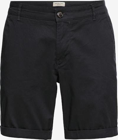 SELECTED HOMME Pantalon en noir, Vue avec produit