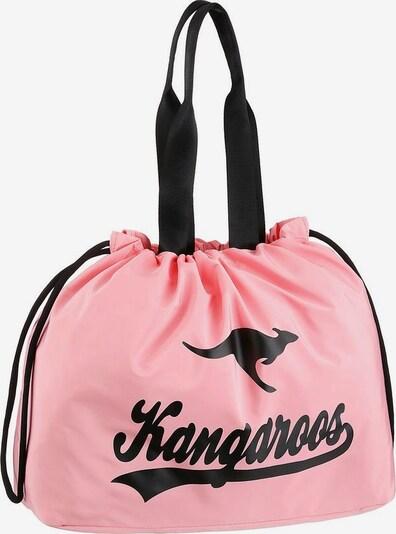 KangaROOS Strandtasche in pink, Produktansicht
