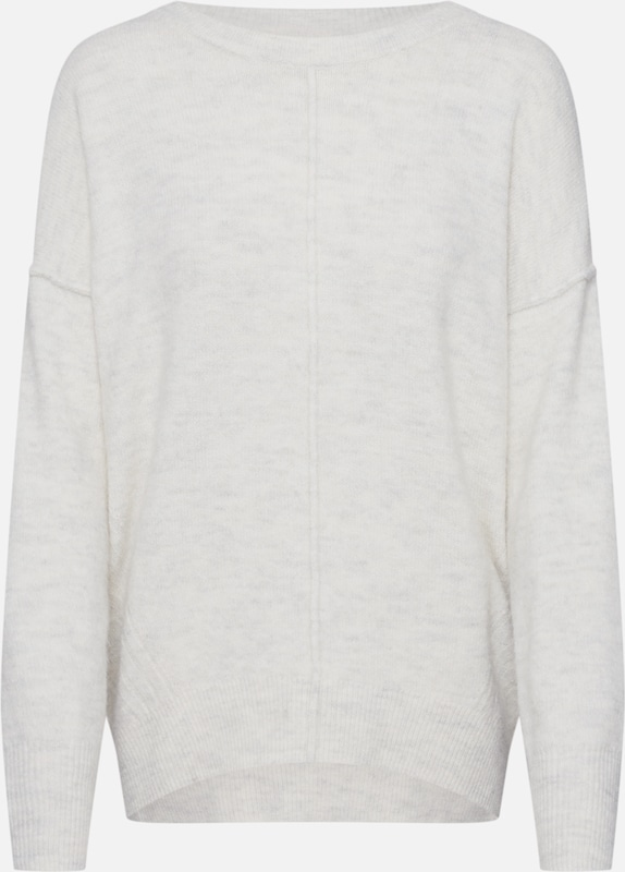 TOM TAILOR DENIM Pullover in beige, Produktansicht