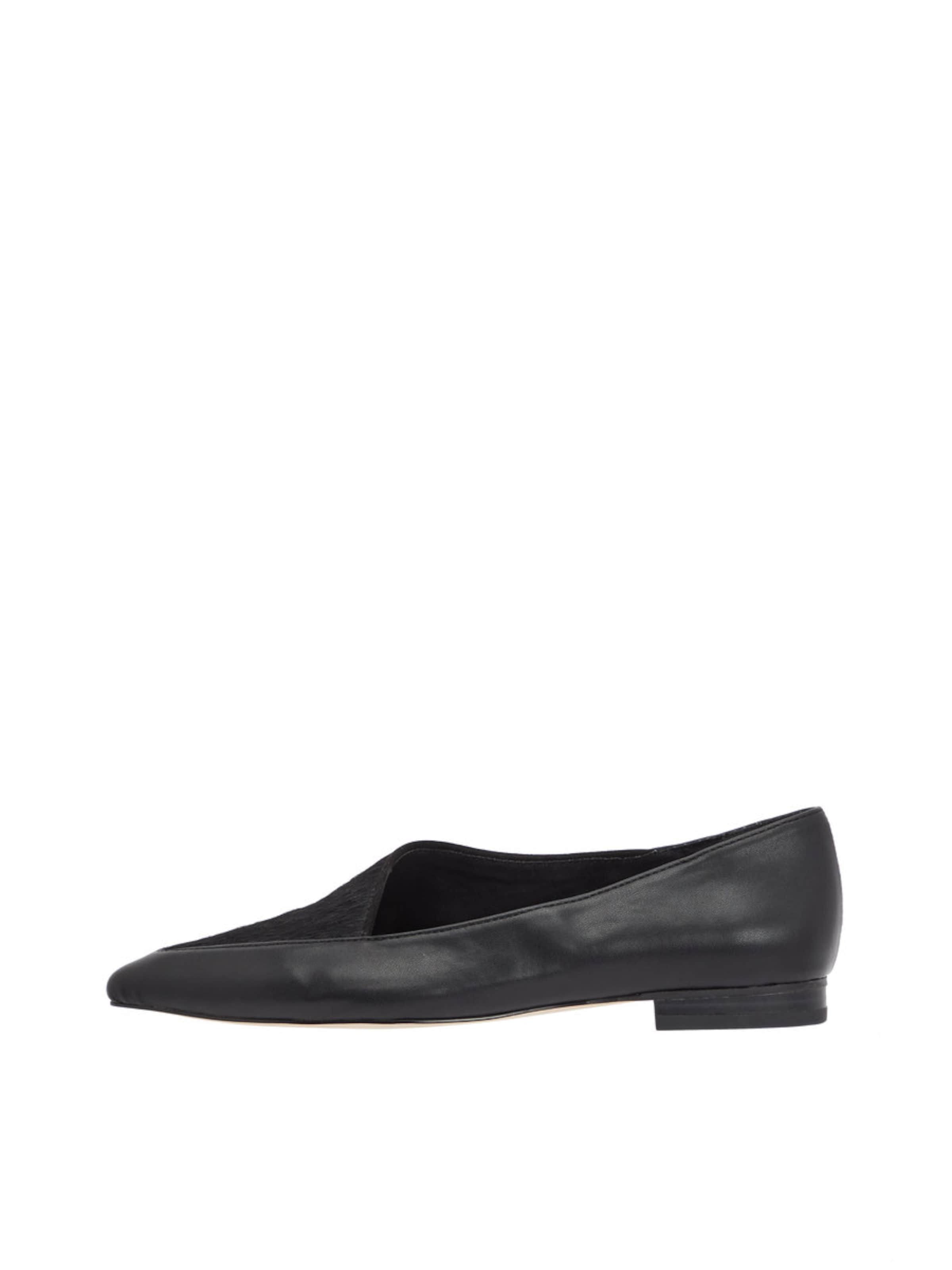 Haltbare Mode billige Schuhe Bianco   Ballerinas Schuhe Gut getragene Schuhe
