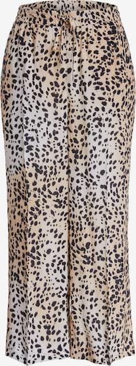 SET Pantalon en beige / noir, Vue avec produit