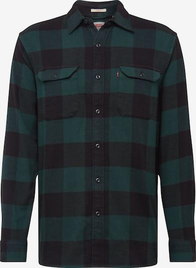LEVI'S Koszula 'JACKSON WORKER' w kolorze ciemnozielonym, Podgląd produktu