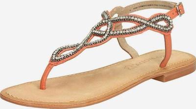VERO MODA Sandalen/Sandaletten in mischfarben, Produktansicht