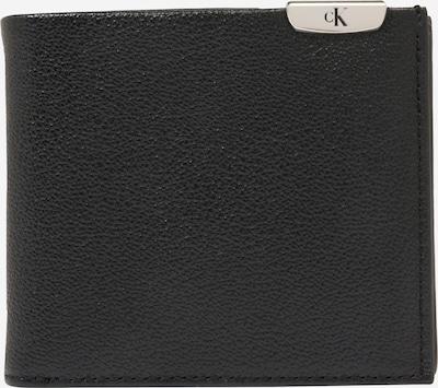 Calvin Klein Jeans Portemonnee 'Micro' in de kleur Zwart, Productweergave