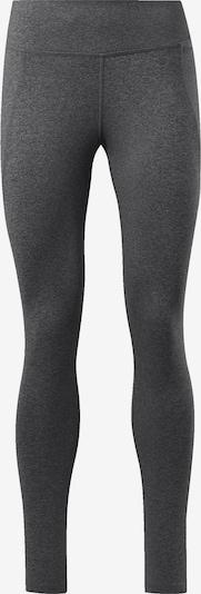 REEBOK Leggings in graumeliert, Produktansicht