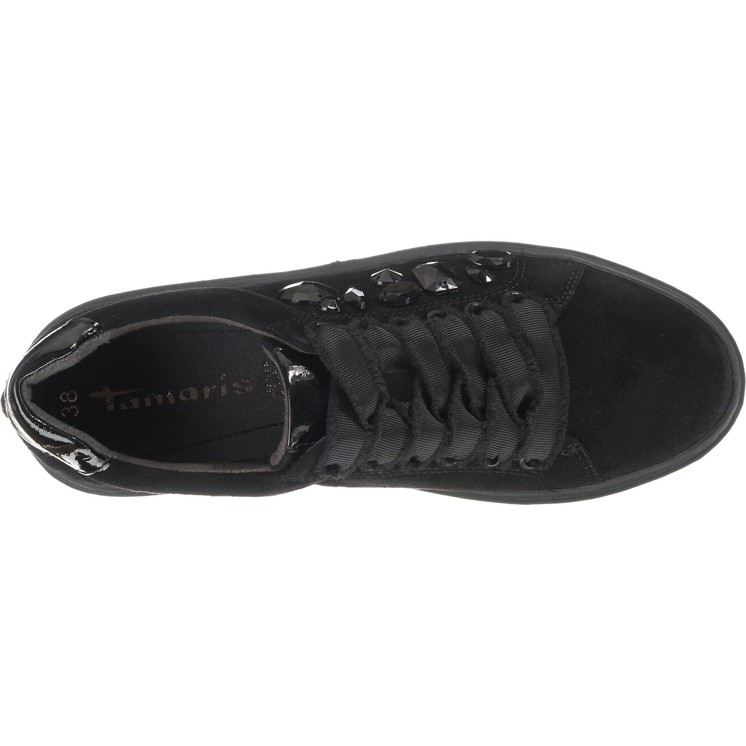 Tamaris In Tamaris Schwarz Schwarz Tamaris Sneakers Sneakers Low Low In 6fgYb7yv