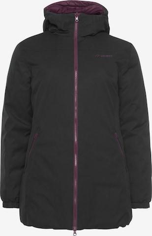 Maier Sports Outdoor Coat in Purple