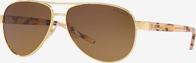 RALPH LAUREN Sunglasses in gold, Item view