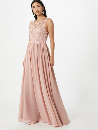 Laona Abendkleid in rosa, Modelansicht