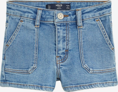 MANGO KIDS Shorts 'Candy' in blue denim, Produktansicht