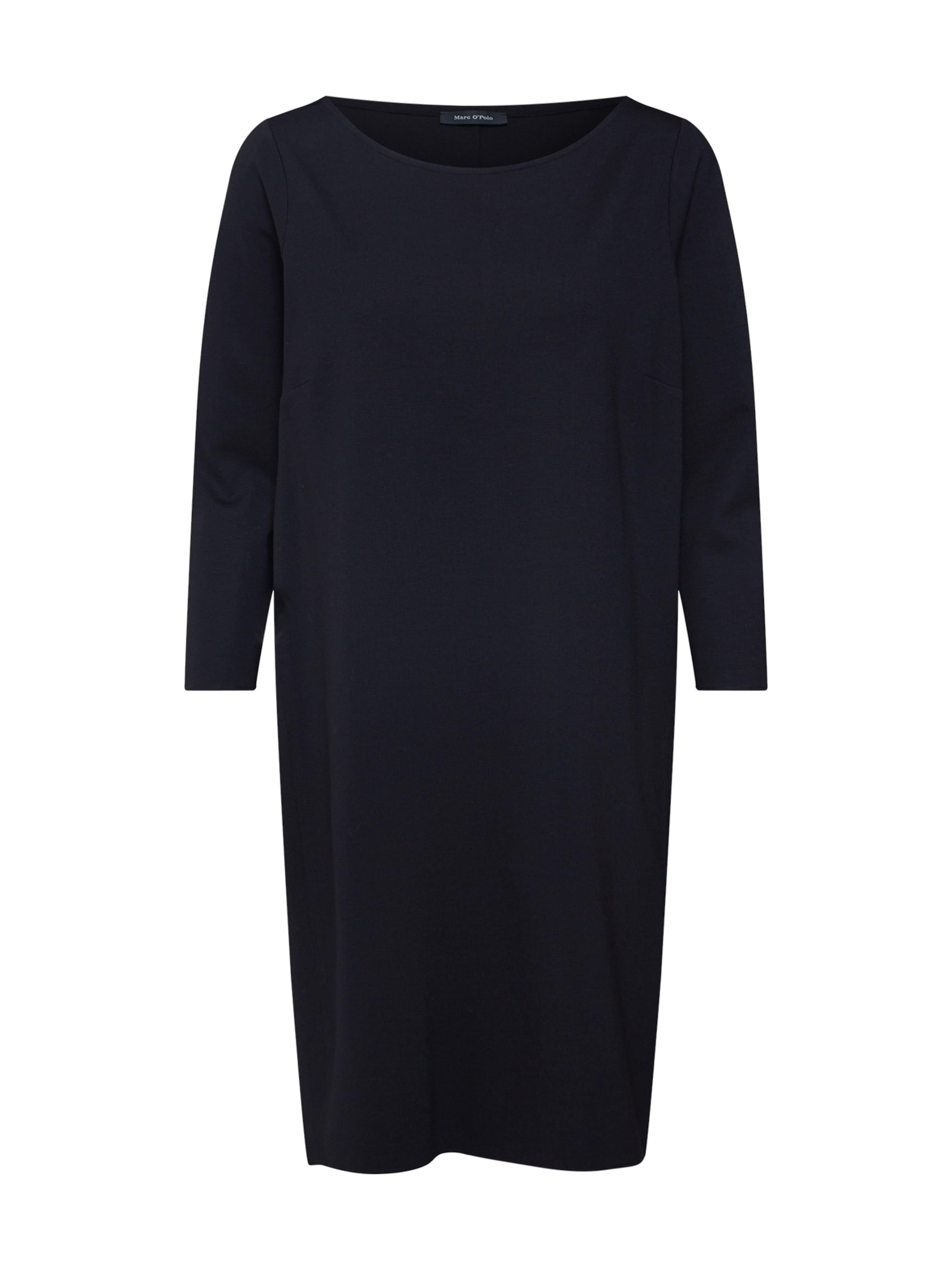 Robe Marc Dresses' Noir En O'polo 'jersey thdroQxBsC
