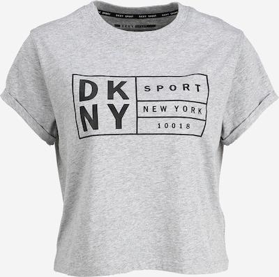 DKNY Sport Funktsionaalne särk hall / must, Tootevaade