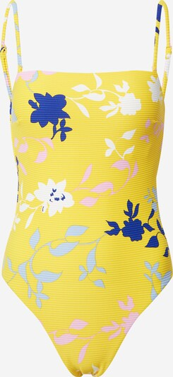 Seafolly Badeanzug in gelb, Produktansicht