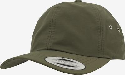 Șapcă Flexfit pe oliv, Vizualizare produs