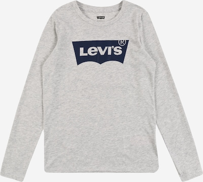 LEVI'S Langarmshirt 'Batwing' in graumeliert, Produktansicht