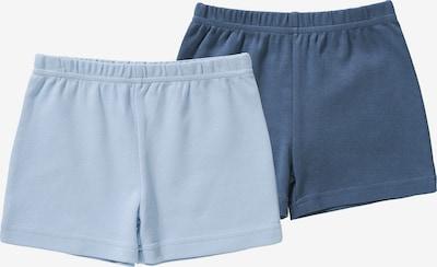 Boley Baby Shorts in blau, Produktansicht