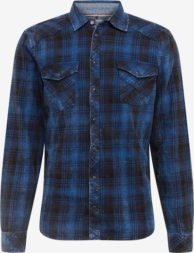 BLEND Košile 'Ambitious' - námořnická modř, Produkt