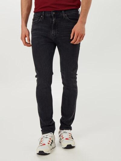 LEVI'S Jeansy '510™' w kolorze czarny denimm: Widok z przodu
