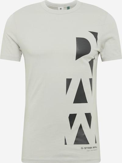 szürke / fekete G-Star RAW Póló, Termék nézet