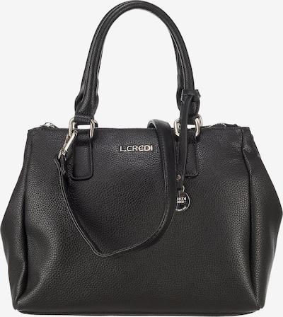 L.CREDI Handtas 'New Orleans' in de kleur Zwart, Productweergave