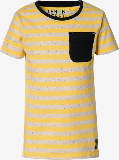 LEMON BERET T-Shirt in gelb, Produktansicht