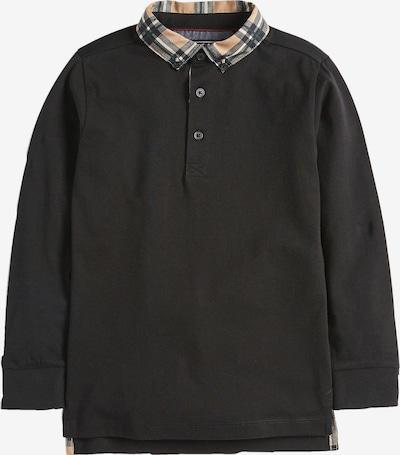 NEXT Poloshirt in schwarz, Produktansicht