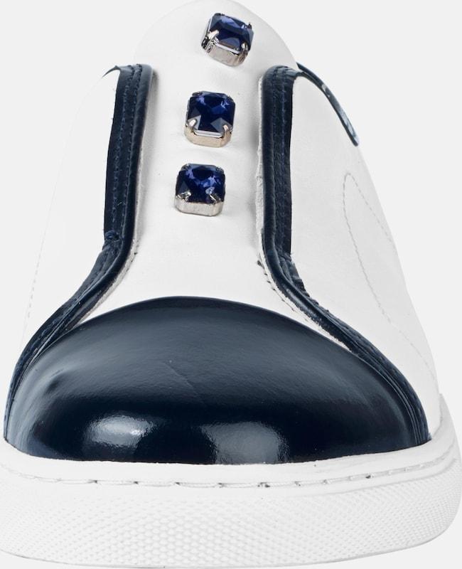 heine langlebige Sneaker mit Schmucksteinen Günstige und langlebige heine Schuhe e2a6fb