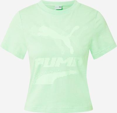 PUMA Shirt 'Evide' in kiwi, Produktansicht