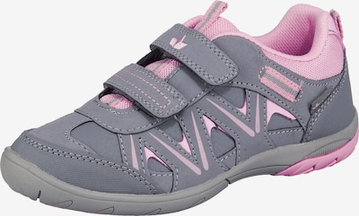LICO Schuhe 'KOLIBRI V' in dunkelgrau / pink, Produktansicht