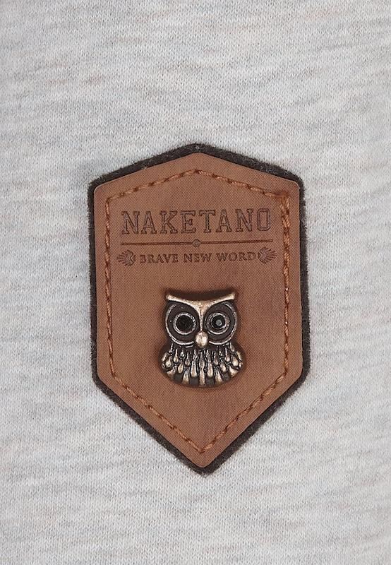 En Sweat Chiné GrisBasalte Naketano shirt QodCxBerW