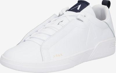 ARKK Copenhagen Baskets basses 'Uniklass Leather S-C18' en blanc, Vue avec produit