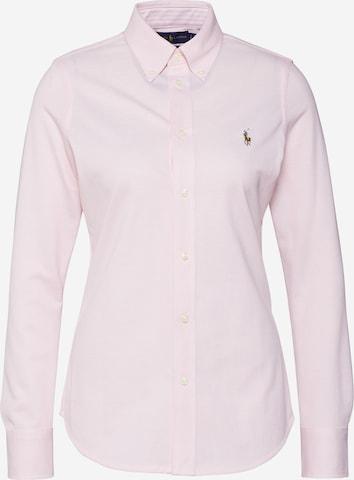 Polo Ralph Lauren Blouse 'HEIDI' in Pink
