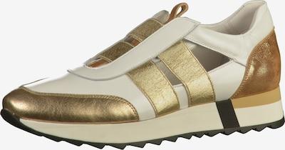 MOT-CLè Sneaker in gold / weiß, Produktansicht
